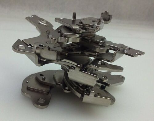 LOT OF 12 Hard Drive Magnets Neodymium Rare Earth Permalloy Metal Computer Scrap