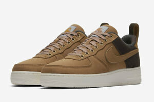 Nike Air Vela Wip 200 Force Ale One Prm Carhartt Brown 1 Av4113 '07 Blanco qrq1C