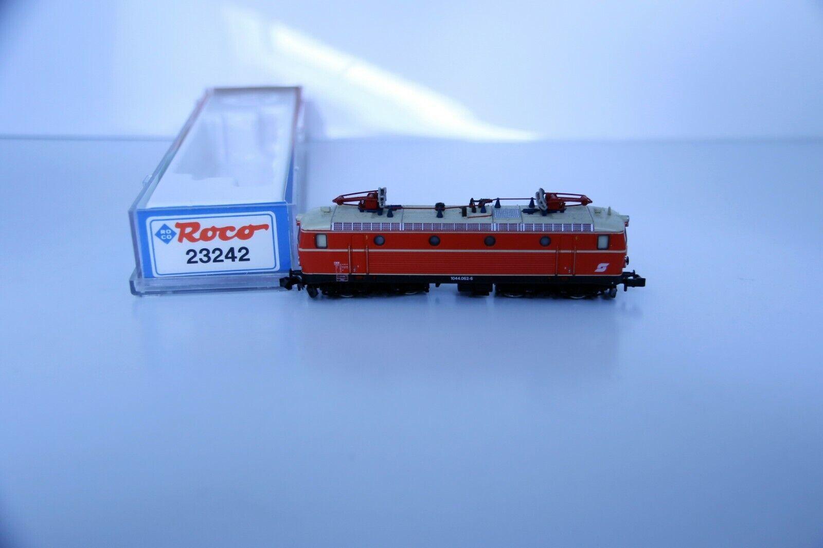 più preferenziale ROCO Spur N 23242 E-Lok BR 1044.062-6 DELLE DELLE DELLE OBB IN SCATOLA ORIGINALE (rc1042)  garanzia di credito