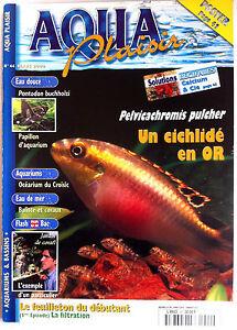 Aqua Plaisir Magazine N°44 - Eau De Mer; Baliste Et Coraux/ Jardin De Corail Renforcement De La Taille Et Des Nerfs