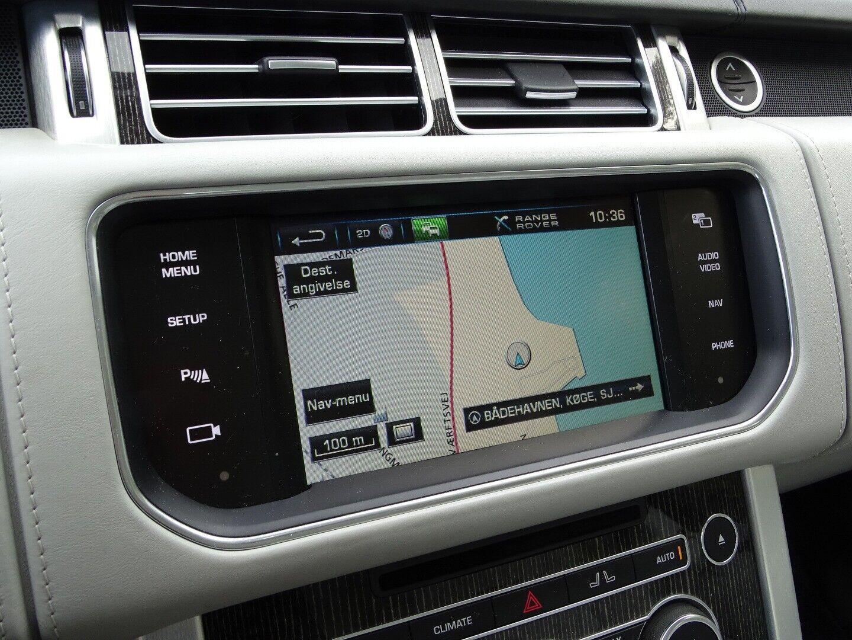 Land Rover Range Rover Sport 5,0 SCV8 Autobiography aut. - billede 6