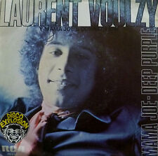 "7"" 1977 SPAIN PRESS RARE VG+++! LAURENT VOULZY Mama Joe"
