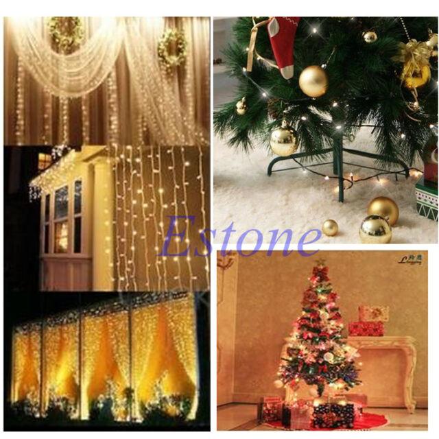 10/20/30-LED Christmas Wedding Party String Fairy Light Lamp