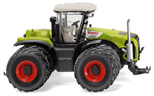 WIKING-036398-Claas-Xerion-5000-With-Twin-Tires-1-87-H0