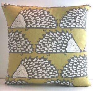Details About Scion Spike Honey Cushion Covers Many Sizes Available Lovely Quality