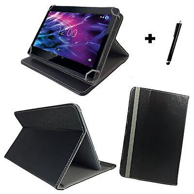 7 zoll Tablet Pc Tasche - Teclast X70R 3G Tablet Hülle Etui Case - Schwarz