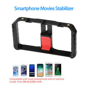 check out 63021 47b79 Details about U-Rig Pro Handheld Stabilizer Filmmaking Case Stand  Adjustable For iphone 7 8 X