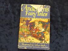 ANDERSENS FAIRY TALES BY HANS CHRISTIAN ANDERSEN / HB * UK POST £3.25 *
