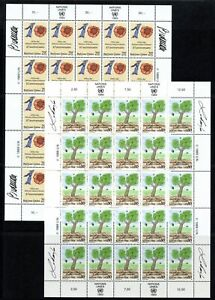 UNO-Genf-ZD-Bogen-MiNr-178-79-postfrisch-MNH-GF9728