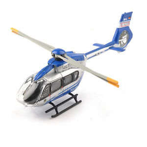 1-87-Diecast-Airplane-Model-For-Airbus-Helicopter-H145-Polizei-Schuco-Aircraft