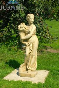 Details zu Klassische Skulptur Garten Deko Stein Skulpturen Figuren  Skulpturen Dekoration