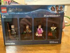 Dolores Umbridge NEU LEGO Harry Potter 5005254 Minifiguren Set Limited Edition
