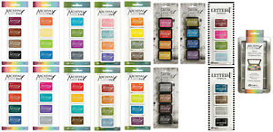 Ranger-Mini-Archival-Mini-Ink-Pads-amp-Tin-8-sets-or-tin-to-choose-from