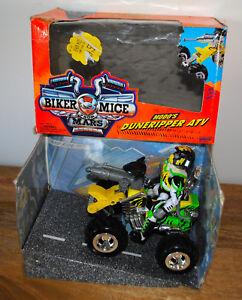 Biker-mice-from-mars-modo-039-s-duneripper-atv-box-amp-character
