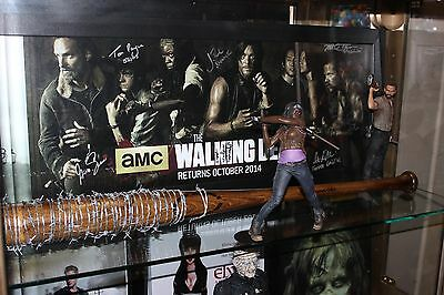 Replica REAL! Reduced The Walking Dead Negan Lucille Bat Prop
