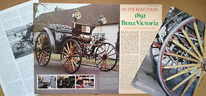 Benz Victoria from 1892 - Torquay, United Kingdom - Benz Victoria from 1892 - Torquay, United Kingdom