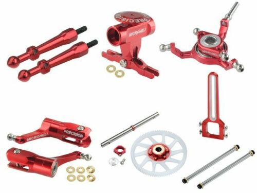 BLADE 130 S MH-130S-PPR CNC Blade 130 S Performance package RED