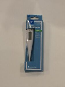 Medline Digital Thermometer Oral MDS9950 NEW IN BOX 30-Second Read F & C Beeps