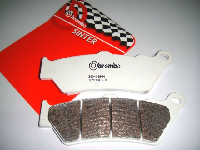 FRONT BRAKE PADS BREMBO SINTERED 07BB03LA BMW F 650 ST 1997 1998