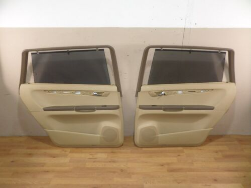 Door Panelling Page Rollo Rear Left Right Mercedes W251 Long