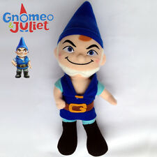 """Gnomeo & Juliet 3D Film Plush Gnomeo Character Garden Gnomes Soft Toy Doll 12"""""""