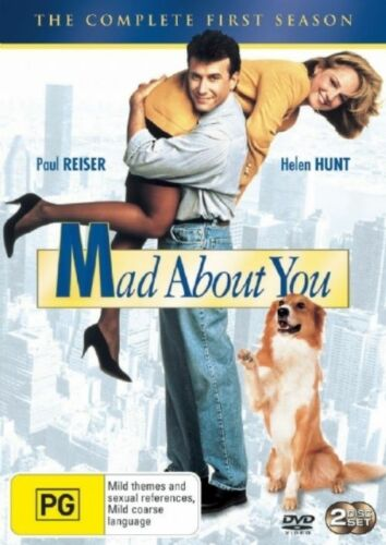 1 of 1 - Mad About You : Season 1 (DVD, 2007, 2-Disc Set)*R4*Like New*