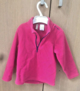 Quechua Pink Fleece Girls 3 Years Hardly Worn - Southampton, Hampshire, United Kingdom - Quechua Pink Fleece Girls 3 Years Hardly Worn - Southampton, Hampshire, United Kingdom