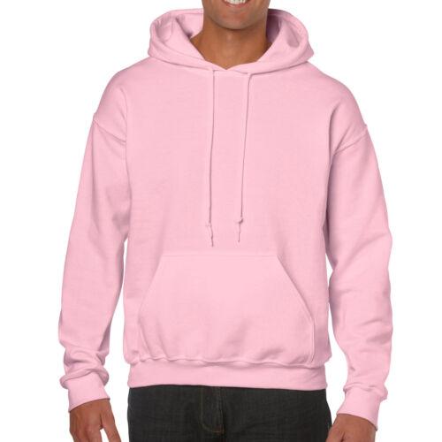 Gildan Heavy Blend Mens Womens Childrens Hoodie Hooded Sweatshirt Sweater Hoody