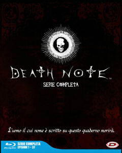 Death Note - The Complete Series (Eps 01-37) (5 Blu-Ray)