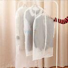 Garment Cover Storage Bag Dustproof Dress Suit Clothes Coat Jacket Protector TP