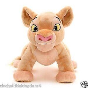 Nouveau Disney à Conserver Le Roi Lion Nala Jouet Doux En Peluche Ourson 30cm