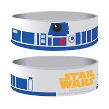 Star Wars R2D2  - Rubber Wristband / Bracelet