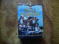The Beverly Hillbillies Collector Edition 5 Series Dvd Set