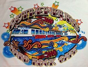 Hard Rock Cafe Gothenburg T Shirt