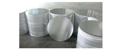 "5 Stainless Steel Round Discs 107mm 4.209/"" 19 Gauge Brush Finish"