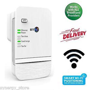 bt wi fi signal booster 300mbps broadband range extender. Black Bedroom Furniture Sets. Home Design Ideas