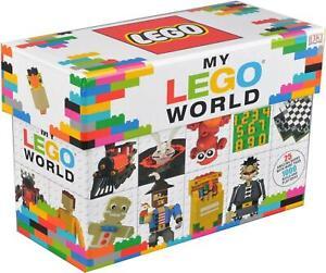 My-LEGO-World-25-Books-Collection-Box-Set
