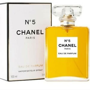 ORIGINAL-US-EUROPE-PERFUME-TESTER-Chanel-No-5-EDP-100ml