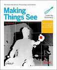 Making Things See : 3D Vision with Kinect, Processing, Arduino, and MakerBot by Greg Borenstein (2012, Paperback)