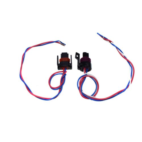 New 2PCS Pigtail Connectors of IPR /& ICP Sensor For Ford E-350 F-250 F-350 7.3L