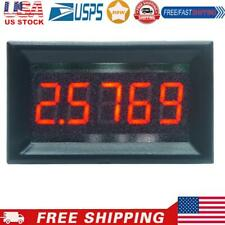036inch Led Display High Precision Ammeter Panel Current Meter 0 50000ma