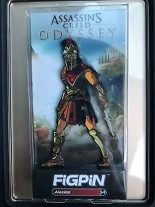 Figpin Alexios 45 Assassin S Creed Odyssey Brand New Ebay