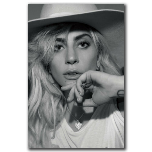 LADY GAGA Joanne Perfect Illusion 2017 World Tour Art Hot 36 FABRIC Poster N3610