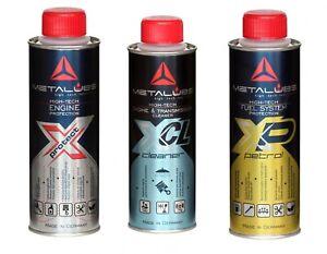 KIT-Metalubs-X-Protect-CL-P-Motore-Lavaggio-e-Trattamento-benzina