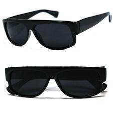 Classic Old School Eazy E Flat GANGSTER CHOLO Sunglasses Super Dark