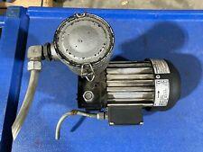 Thomas 3 Phase Rotary Vane Vacuum Pump Model Vte6 Class F 150 Mbar Used