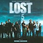 Michael Giacchino - Lost Season 5 Original Television Soundtrack CD