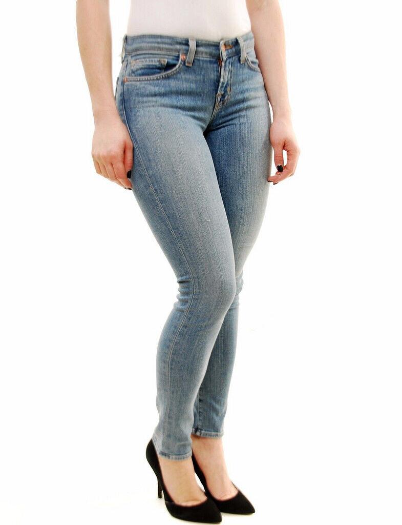 J de marca de mujer  Lili 811O212 Jeans Estrechos Pierna costeras Azul Talla 25  Envíos y devoluciones gratis.