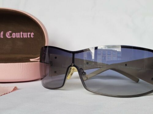 Juicy Couture Shades of Couture Sunglasses Silver