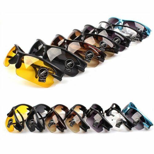 Sonnenbrille Fahrradbrille Sportbrille polarisiert Brille UV Schutz Uv400 Neue h